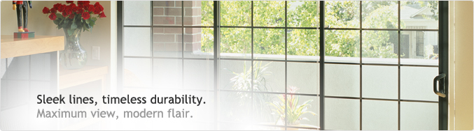 Architects And Builders Have Long Appreciated Aluminum Patio Doors For  Their Overall Strength, Lasting Value And Ability To Configure Into Large  ...