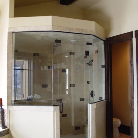 shower doors contractor and supplier lindon utah
